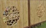 Farm Gates Bamboo fencing