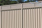 Abercorn Colorbond fencing 13