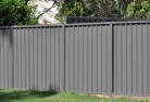 Abercorn Colorbond fencing 3