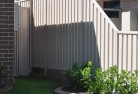 Abercorn Colorbond fencing 8