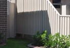 Abercorn Colorbond fencing 9