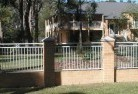Abercorn Front yard fencing 13