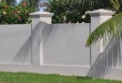Abercorn Front yard fencing 29