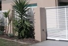 Abercorn Front yard fencing 8