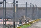 Abercorn Temporary fencing 1